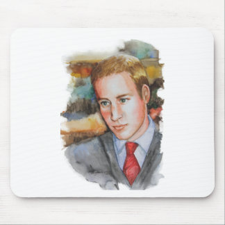 PMACarlson Prince William Mouse Pad