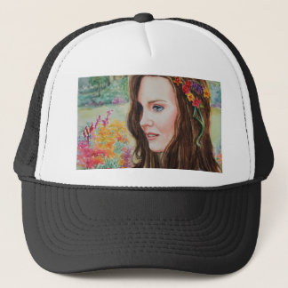 PMACarlson Princess Kate Trucker Hat