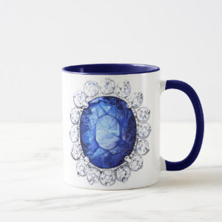 PMACarlson Royal Sapphire Mug