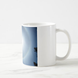 PMC Circular Rainbow Sky Dog Coffee Mug