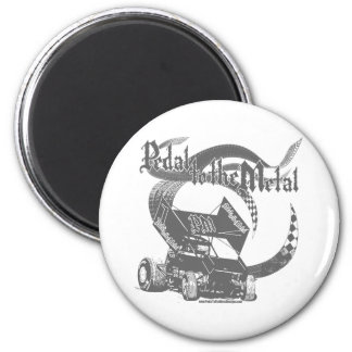 PMD-Gry 2 Inch Round Magnet