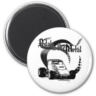 PMD-Pav_Blk_NoBkd 2 Inch Round Magnet