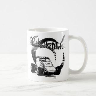 PMD-Pav_Blk_NoBkd Classic White Coffee Mug