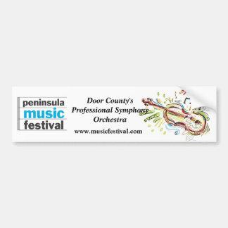 PMF Bumper Sticker