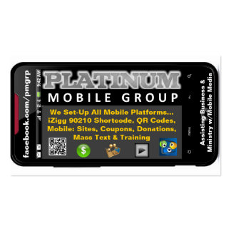 PMG Graves Card1 Business Card