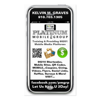 PMG Graves Card2 Business Card