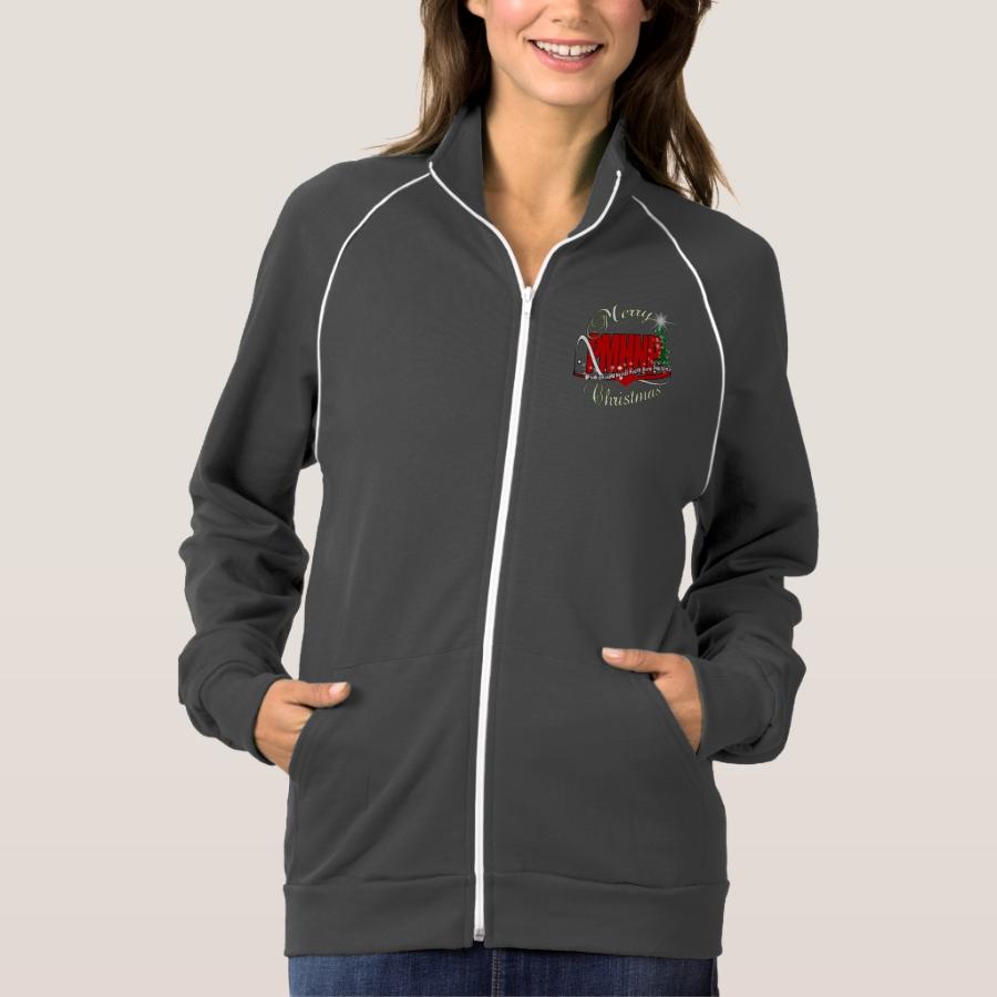 PMHNP CHRISTMAS Psychiatric  Mental Health Nurse Jacket - Warm and Light Women's Jackets