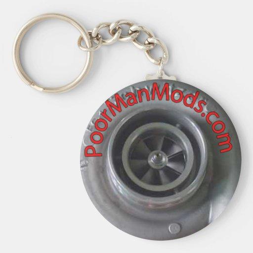 PMM Turbo Key Chain