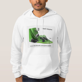 PMO- Fleece Pullover Hoodie