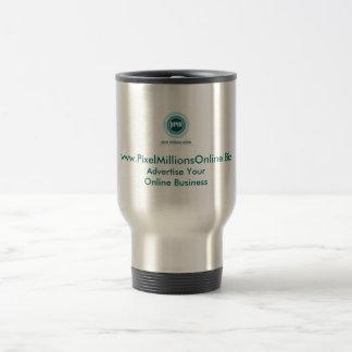 PMO Tall Drinking Mugs