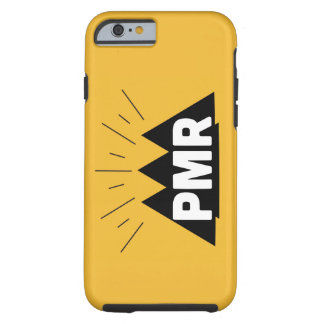 PMR Logo iPhone 6 Tough Case Tough iPhone 6 Case