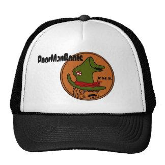 PMR poor penny hat