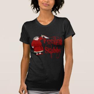 PMS divertido Stabby Camisetas