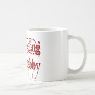 PMS divertido Stabby Tazas De Café