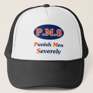 PMS Full Trucker Hat