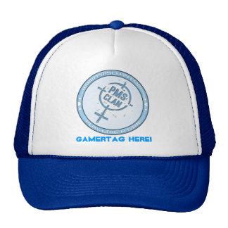 PMS Hat- Logo 2