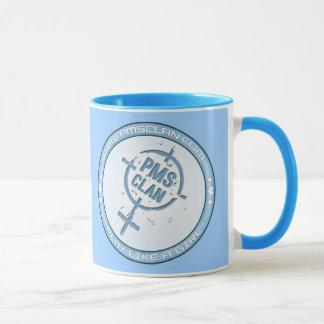 PMS Mug- Blue Logo 2 Mug