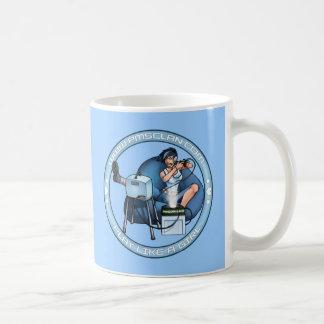 PMS Mug- Pandora's Box Blue 2 Coffee Mug