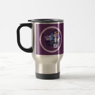 PMS Mug- Pandora's Box Purple 2 Travel Mug