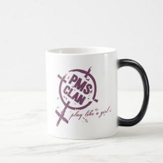PMS Mug- Purple Logo Magic Mug
