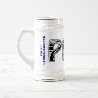 PMS - Police general-purpose stick Mugs
