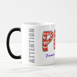 PMS - Premenstrual of syndromes Magic Mug