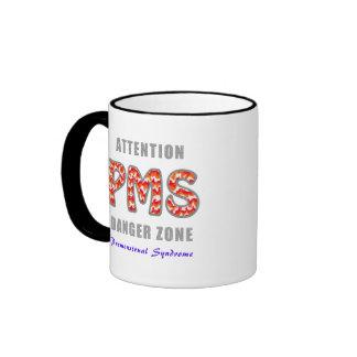 PMS - Premenstrual of syndromes Coffee Mugs