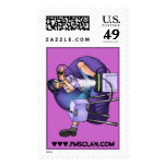 PMS Stamp- Pandora's Box Purple