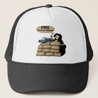 PMS T-shirts and Gifts For Her Trucker Hat