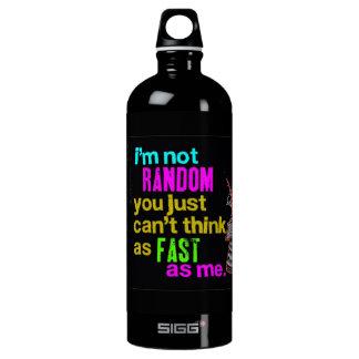 PMSA I'M NOT RANDOM Liberty Bottle