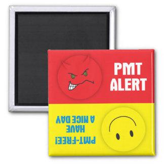 PMT Alert 2 Inch Square Magnet