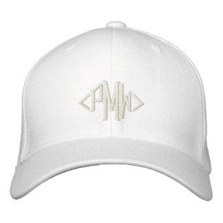 PMW Monogram Flexfit Cap Embroidered Hats