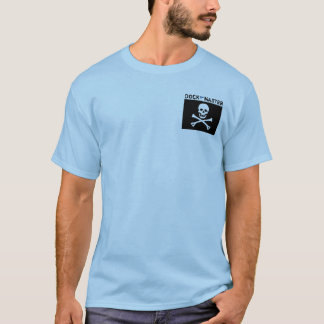 PMYC Dock Master - with Pirate flag T-Shirt