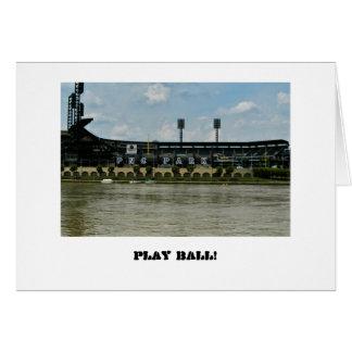 PNC Park Card