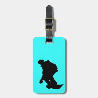PNG_90_492007 SNOWBOARDER SPORTS FITNESS ACTIVITY BAG TAG