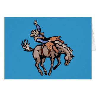 png_cowboys_4162007-108 Rodeo Cowboys Horses Card