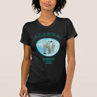 Png de Alaska - de Anchorage… Camiseta