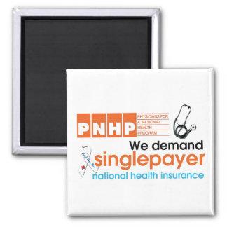 PNHP Square Magnet