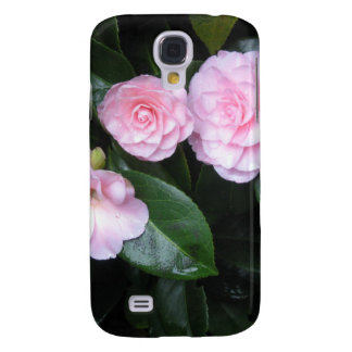 Pnk Camellias, photograph Samsung S4 Case