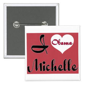 pnk de Michelle obama Pin