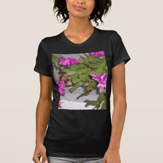 Pnk Flwr Cactus T T-Shirt