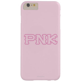 PNK Logo Barely There iPhone 6 Plus Case