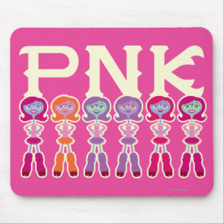 PNK MOUSE PAD