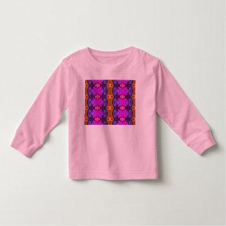 Pnk Ribbons Fractal Toddler T-shirt