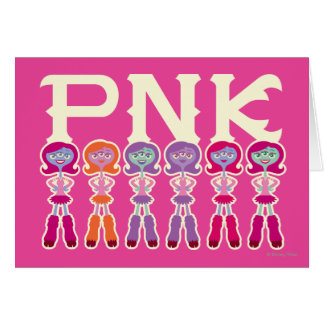 PNK - Scare Students Greeting Card