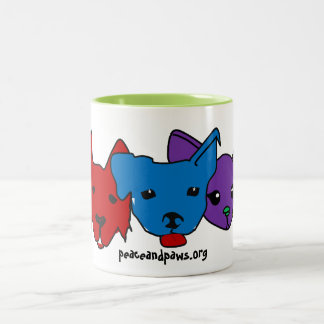 PNP GNT and Friends Mug