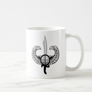 PNP Special Action Force Badge without Text Coffee Mug