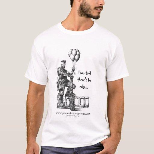 PNPG - camisa de los miembros 10k
