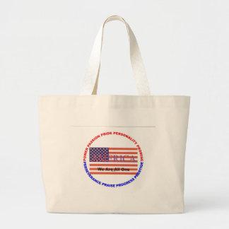pnpwerall1-America Bolsa Tela Grande