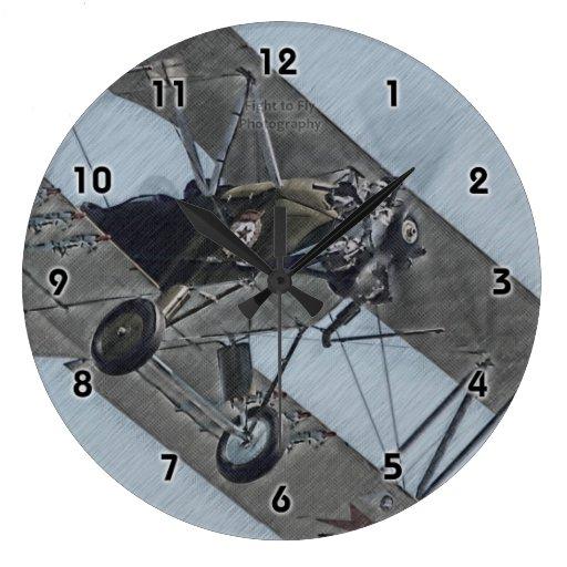 Po-2 - Aviones soviéticos - reloj de WWII